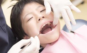 \ 虫歯・歯茎のチェック /