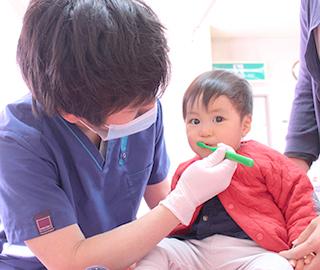 お子さまの歯の健康を守る